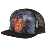 Shroom Dot Trucker Mesh Hat
