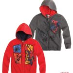 Spider-Man Sweat jacket with hood