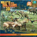 Walking With Dinosaurs Puzzle (300 Pieces)